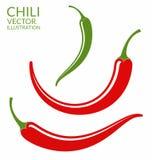 Перец Chili Стоковое Изображение