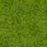 перечени зеленого цвета рождества предпосылки Стоковые Фото