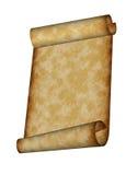 перечень papyrus Стоковые Изображения RF