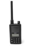 передатчик портативного радио стоковое изображение rf