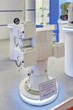 Передвижная opto-электронная станция стоковое фото rf