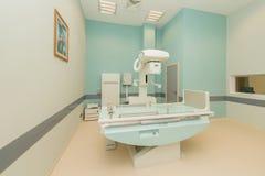 Передвижной рентгеновский аппарат в больнице стоковое фото rf
