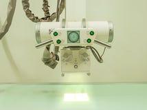 Передвижной рентгеновский аппарат Стоковые Фотографии RF