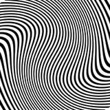 Передернутая абстрактная monochrome картина несимметричного/солдата нерегулярной армии Стоковое Изображение RF