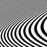 Передернутая абстрактная monochrome картина несимметричного/солдата нерегулярной армии Стоковые Изображения RF