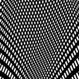 Передернутая абстрактная monochrome картина несимметричного/солдата нерегулярной армии Стоковое Фото
