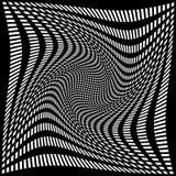 Передернутая абстрактная monochrome картина несимметричного/солдата нерегулярной армии Стоковое фото RF