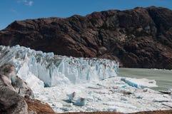 Перед ледником Стоковые Фотографии RF
