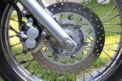 Переднее колесо Стоковое Изображение RF