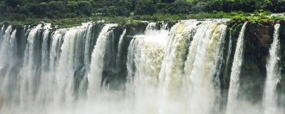 переднее wynn водопада vegas панорамы горы las гостиницы Стоковое Фото