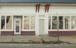 передний магазин Стоковое Фото