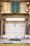 передний старый магазин Стоковое Изображение