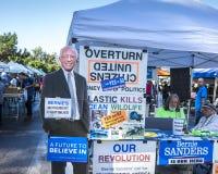 Передовица президентских выборов стоковое фото