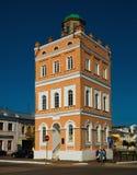 Передовица murom водонапорной башни Стоковые Фотографии RF