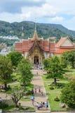 Передовица Wat Chalong Стоковое Изображение