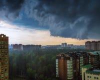Перед штормом Стоковая Фотография