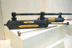 Период Abdulhamid султана тахты остатков, замка Kaaba и ключа Стоковая Фотография