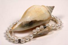 перла браслета стоковое изображение