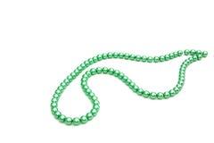 перла ожерелья стоковая фотография rf