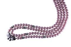перла ожерелья стоковое изображение
