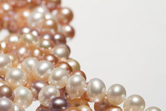 перла предпосылки Стоковая Фотография RF