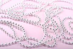 перлы рождества Стоковые Фотографии RF
