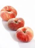 персика плодоовощ донута помадка экзотического редкая Стоковая Фотография