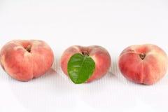 персика плодоовощ донута помадка экзотического редкая Стоковые Изображения