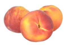 персики зрелые Стоковые Фотографии RF