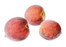 персики зрелые 3 Стоковые Изображения RF
