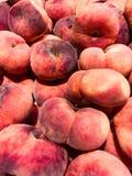 персики серии Стоковые Фото