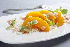 Персики Стоковое Изображение