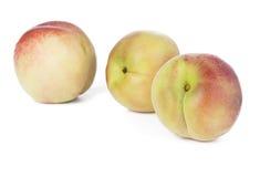 персики 3 Стоковые Изображения