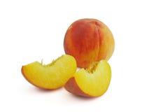 персик плодоовощ сочный Стоковое Изображение RF