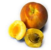 персик смешивания 02 абрикосов Стоковые Изображения RF