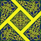 Персидский орнамент Стоковое Изображение RF