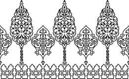 Персидский орнамент Стоковые Фотографии RF