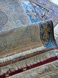 Перские ковры Стоковое фото RF