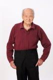 Персона деда старшая красивая Стоковое Изображение RF