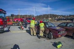 Проводят координируемую спасательную операцию, фото 19 Стоковое Изображение RF