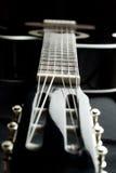 перспектива гитары Стоковое Фото