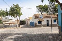 Перспектива горжетки Fundo das Figueiras перекрестков стоковая фотография