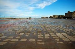 перспектива города Стоковое фото RF