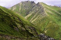 Перспектива горы Стоковые Фото