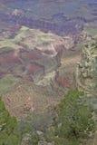 Перспектива грандиозного каньона сценарная Стоковая Фотография RF