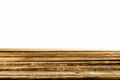 Перспектива деревянных доск Стоковые Фото