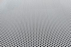 перспектива металла решетки Стоковые Изображения RF
