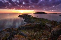 Перспектива моря Стоковые Фото