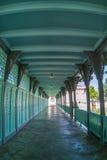 перспектива на пути, PA челки в королевском дворце Стоковое Изображение