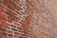 Перспектива стены Стоковые Изображения